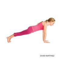 pink plank