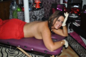 massage pink hotfox 814