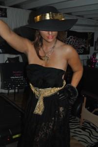 black fox dress 264